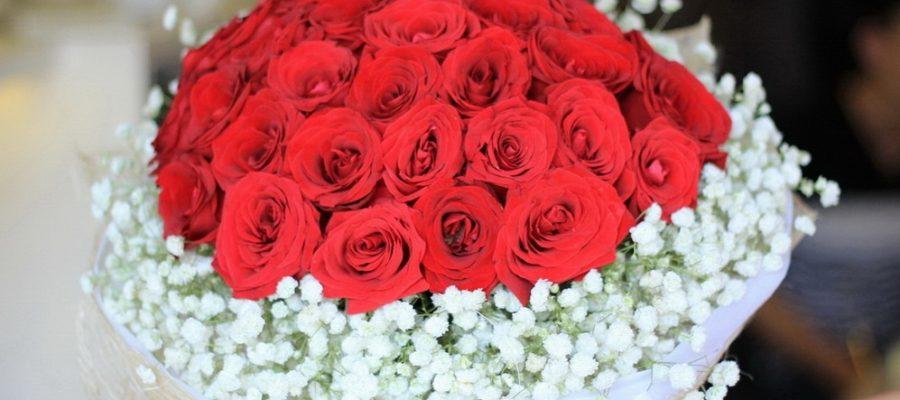 Hoa đẹp tặng sinh nhật bạn gái 2