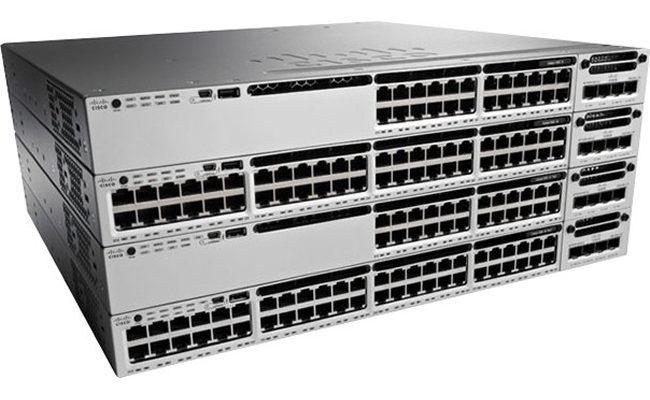 Công ty cung cấp Switch Cisco WS-C3850-48T-E uy tín nhất hiện nay