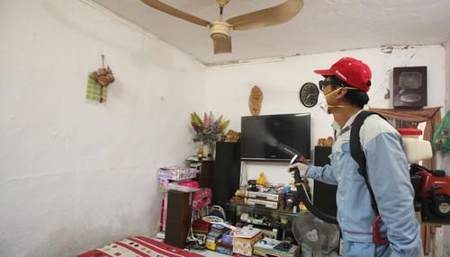 Dịch vụ phun thuốc diệt muỗi tại Hà Nội nên chọn công ty nào