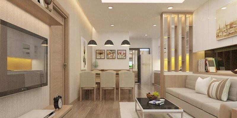 Chia sẻ kinh nghiệm thiết kế, thi công nội thất chung cư1